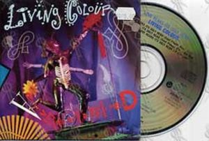 LIVING COLOUR - Love Rears It's Ugly Head - 1