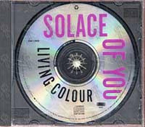 LIVING COLOUR - Solace Of You - 1