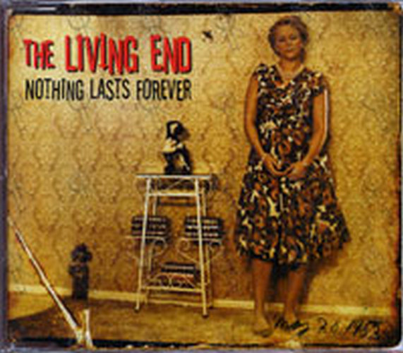 LIVING END-- THE - Nothing Lasts Forever - 1