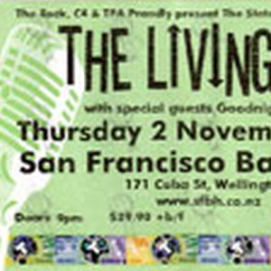 LIVING END-- THE - San Francisco Bathhouse