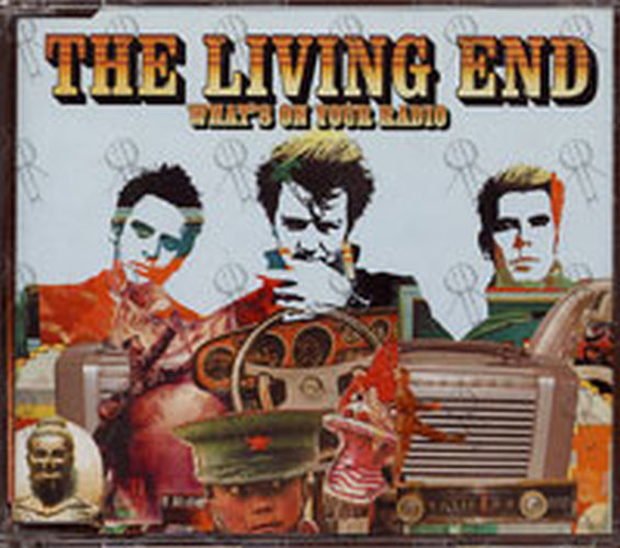 LIVING END-- THE - What's On Your Radio - 1