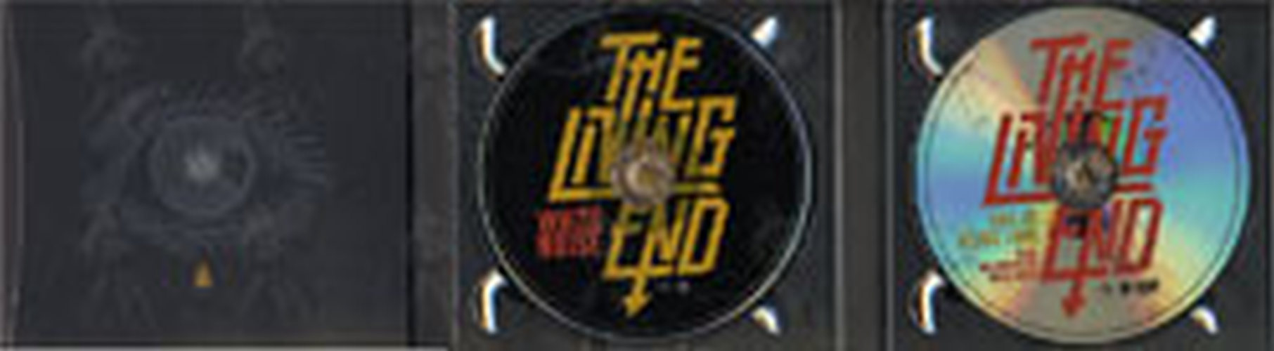 LIVING END-- THE - White Noise - 3