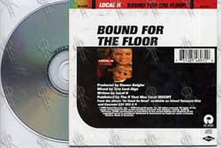 LOCAL H   Bound For The Floor   2