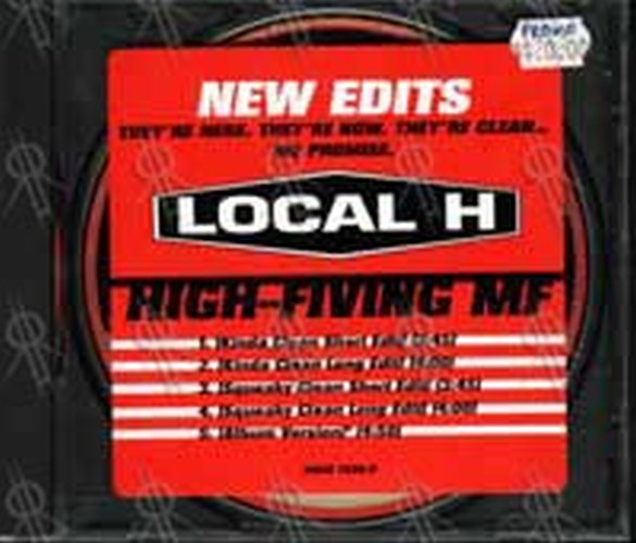 LOCAL H - High-Fiving MF - 1