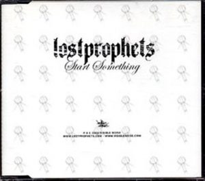 LOSTPROPHETS - Start Something - 1