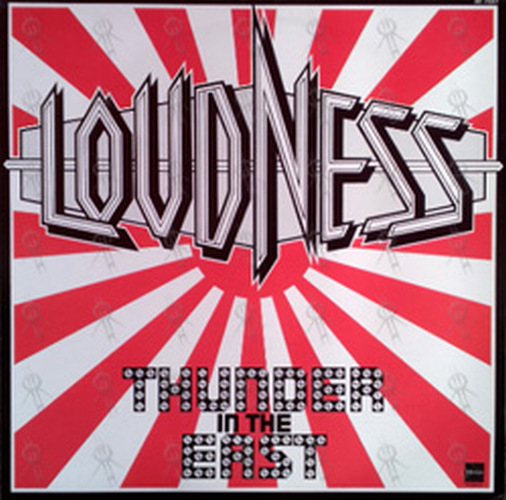 LOUDNESS - Thunder In The East - 1