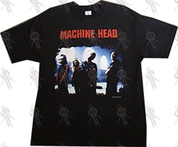 MACHINE HEAD - Black T-Shirt - 1