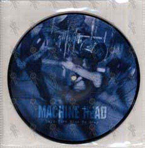 MACHINE HEAD - Days Turn Blue To Gray - 1