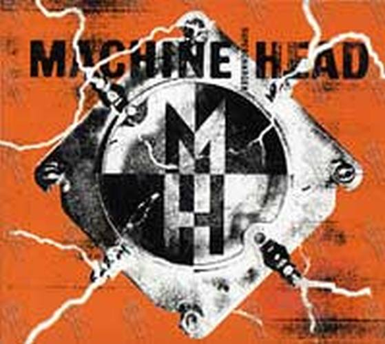 MACHINE HEAD - Supercharger - 1