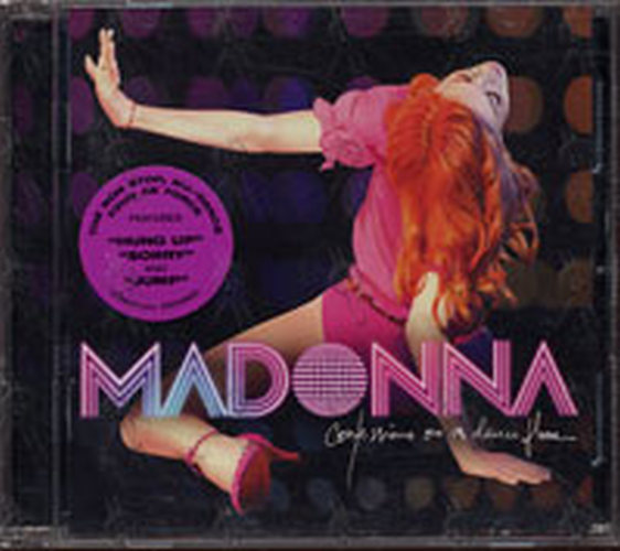 MADONNA - Confessions On A Dance Floor - 1