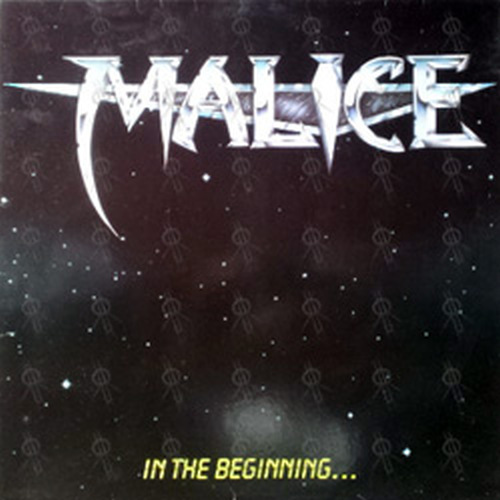 MALICE - In The Begging - 1