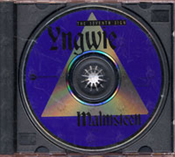 MALMSTEEN, YNGWIE - The Seventh Sign (Album, CD) | Rare ...