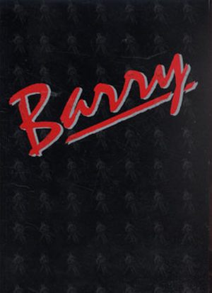 MANILOW-- BARRY - Barry 1982 Australian Tour - 1