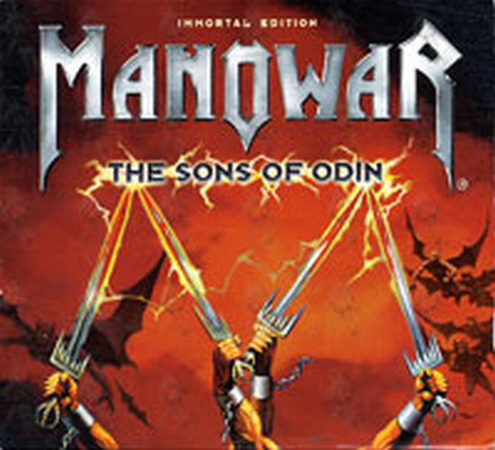 MANOWAR - The Sons Of Odin - 1