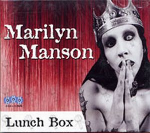 MANSON-- MARILYN - Lunch Box - 1