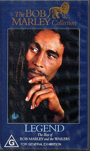 MARLEY-- BOB - Legend: The Best Of Bob Marley And The Wailers - 1