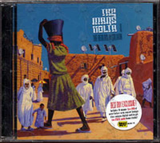 MARS VOLTA-- THE - The Bedlam In Goliath - 1