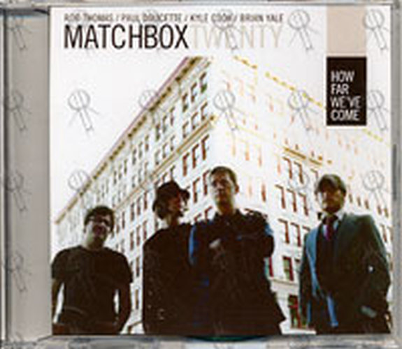 MATCHBOX 20 - How Far We've Come - 1