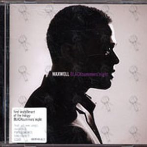 MAXWELL - BLACKsummer's Night - 1