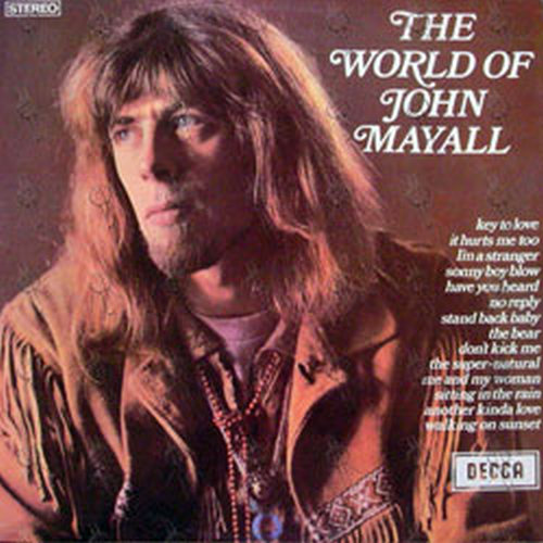 MAYALL-- JOHN - The World Of John Mayall - 1