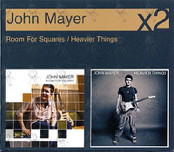 MAYER-- JOHN - Room For Square / Heavier Things - 1