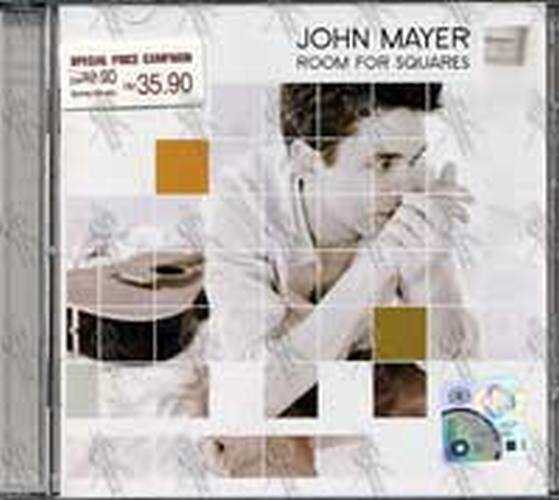 MAYER-- JOHN - Room For Squares - 1