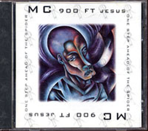 MC 900 FT JESUS - One Step Ahead Of The Spider - 1