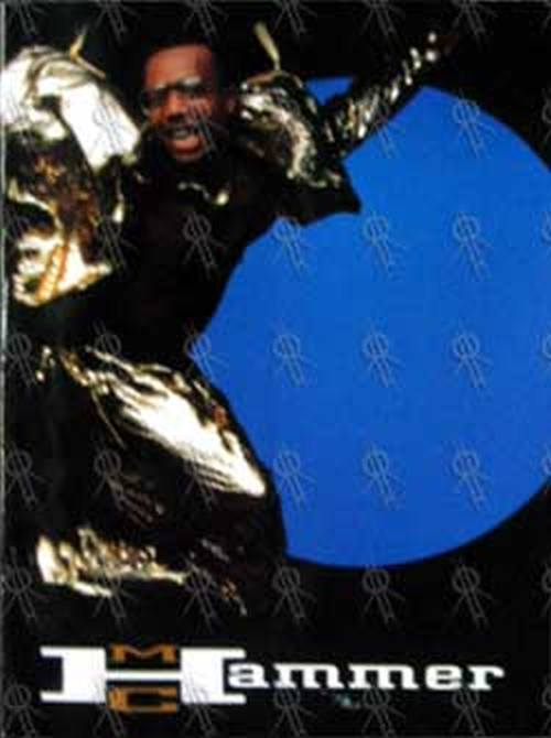 MC HAMMER - 1990 Tour Program - 1