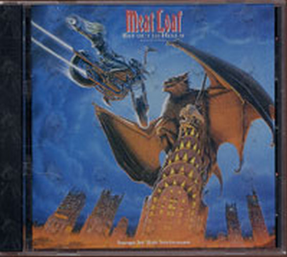 MEAT LOAF - Bat Out Of Hell II - 1