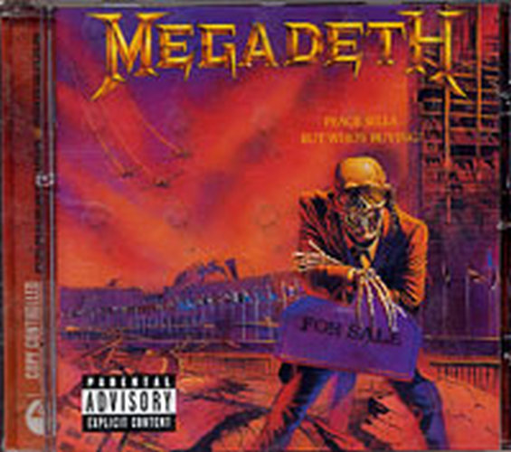 MEGADETH - Peace Sells... But Who's Buying? - 1