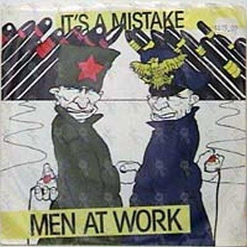 MEN AT WORK - It's A Mistake - 1