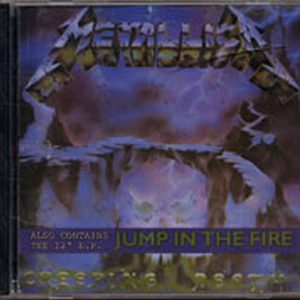 METALLICA - Jump In The Fire / Creeping Death - 1