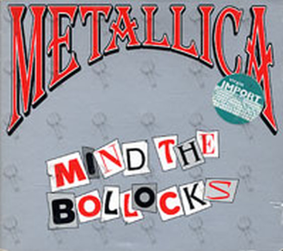 METALLICA - Mind The Bullocks - Interview - 1