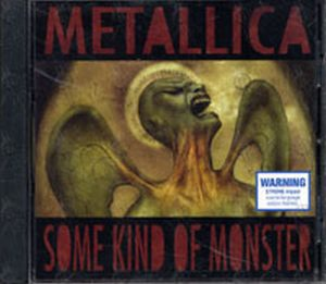 METALLICA - Some Kind Of Monster - 1