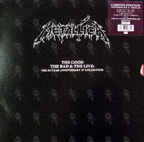 Metallica The Good The Bad And The Live 6 1 2 Year
