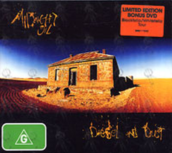 MIDNIGHT OIL - Diesel And Dust - 1