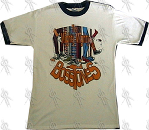 0c4bf4de MIGHTY MIGHTY BOSSTONES, THE - White 'My Three Sons' Design T-Shirt ...