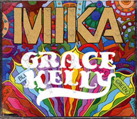 MIKA - Grace Kelly - 1
