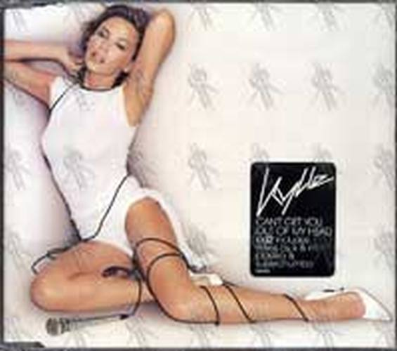 MINOGUE-- KYLIE - Can't Get You Out Of My Head CD2 - 1