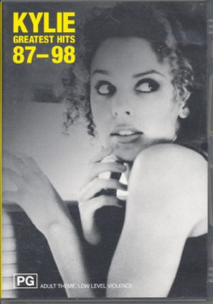 MINOGUE-- KYLIE - Greatest Hits 87-98 - 1