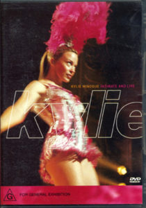 MINOGUE-- KYLIE - Intimate & Live - 1