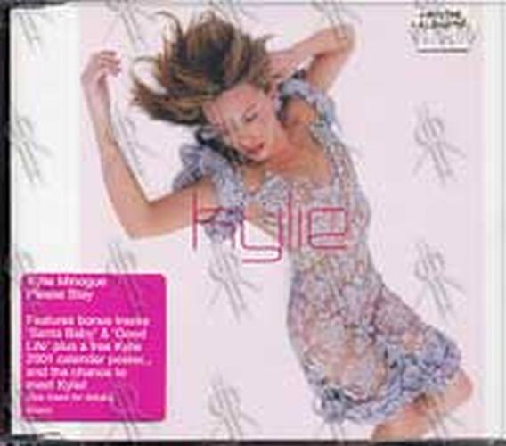 MINOGUE-- KYLIE - Please Stay CD1 - 1