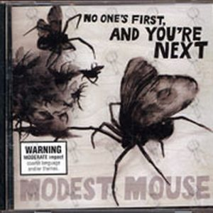 MODEST MOUSE - No One's First