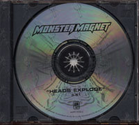 MONSTER MAGNET - Head Explode - 1