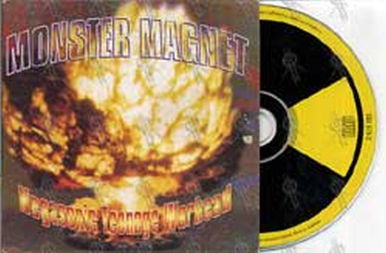 MONSTER MAGNET - Negasonic Teenage Warhead - 1