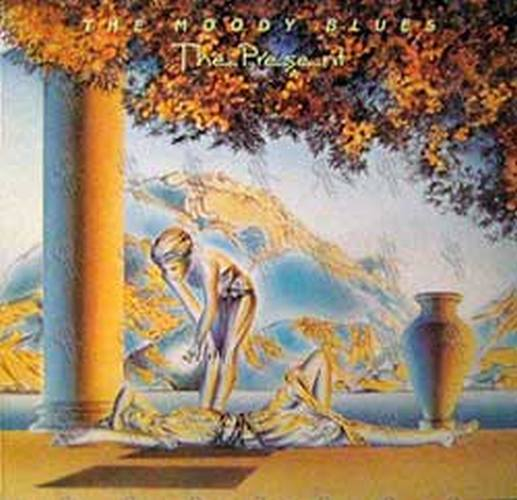 MOODY BLUES-- THE - The Present - 1