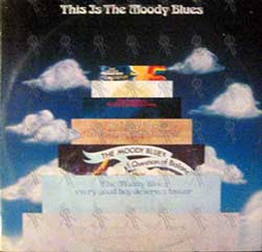 MOODY BLUES-- THE - This Is The Moody Blues - 1