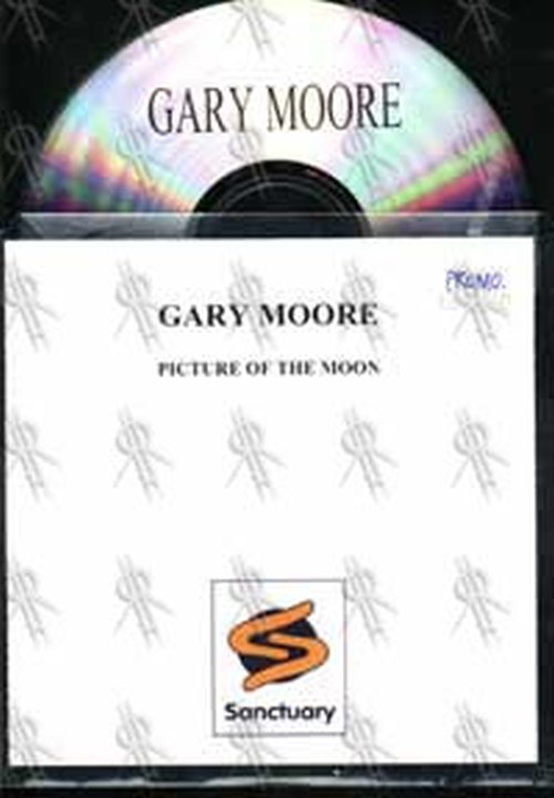 MOORE-- GARY - Picture Of The Moon - 1