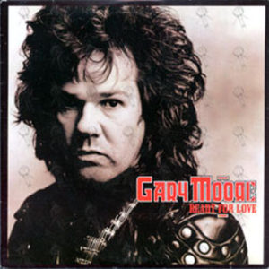 MOORE-- GARY - Ready For Love - 1