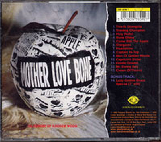 Mother Love Bone Au Bonu